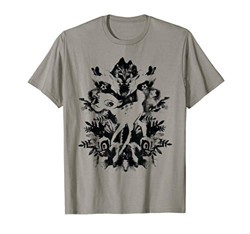Disney Bambi Ink Drawing T-Shirt