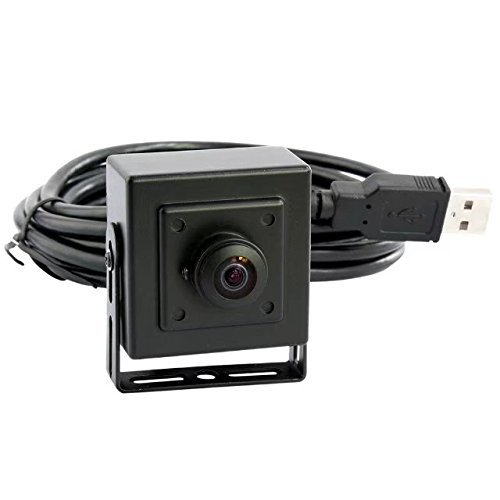 SVPRO Mini USB Webcam 1920 1080P IMX322 180 Degree Wide Angle Digital Low Illumination 0.01lux Industrial USB Camera HD 2mp for Automatic Vending Machines