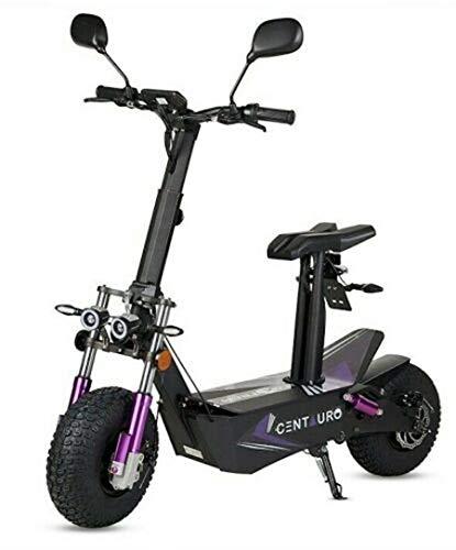 Virtuemart Patinete Scooter eléctrico matriculable homologado Ecoxtrem de 2000w 45 km/h Centauro...