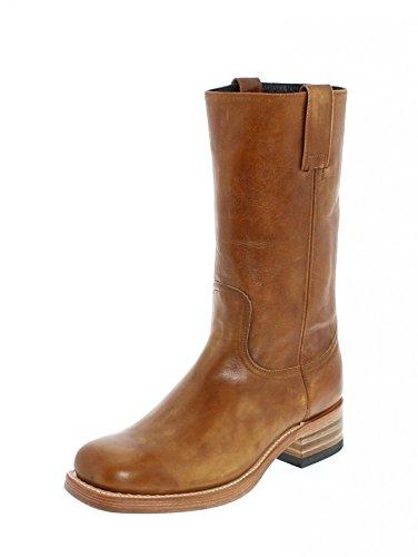 Sendra Boots 3162 Olimpia 023/ Damen und Herren Stiefel Braun/Classic Boot, Groesse:38