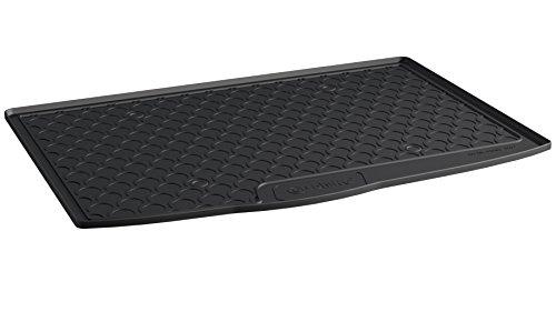Coquille coffre-arrière Rubbasol (caoutchouc) compatible avec Kia Stonic 10/2017- (Sol en bas)