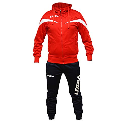 Perseo Sport trainingspak Legea Turkije M1149 voor heren fitness voetbal, verschillende kleuren en TG