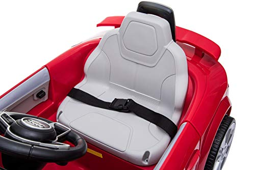 RC Auto kaufen Kinderauto Bild 4: Toyas Lizenz Audi TT RS Kinder Elektrofahrzeug Kinderfahrzeug Kinderauto Elektroauto 2X 30W Motor Rot*