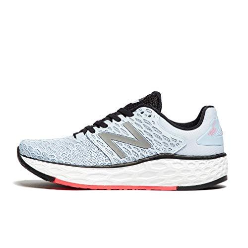 New Balance Fresh Foam Vongo V3, Zapatillas de Running para Mujer, Azul (Ice Blue/Black/Pink Zing Ip3), 39 EU