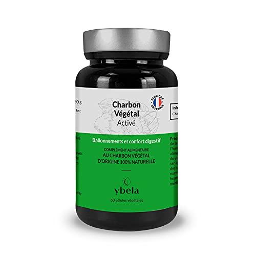 Charbon végétal activé - Gaz intestinaux et ballonnements