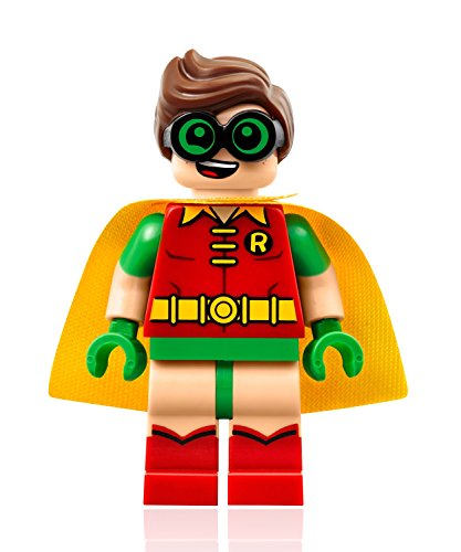 The LEGO Batman Movie MiniFigure - Robin (con gafas)