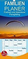 Freiheit und Abenteuer - Paragliding - Familienplaner hoch (Wandkalender 2022 , 21 cm x 45 cm, hoch): Paragliding - schweben ohne Grenzen mit dem Gleitschirm. (Monatskalender, 14 Seiten )
