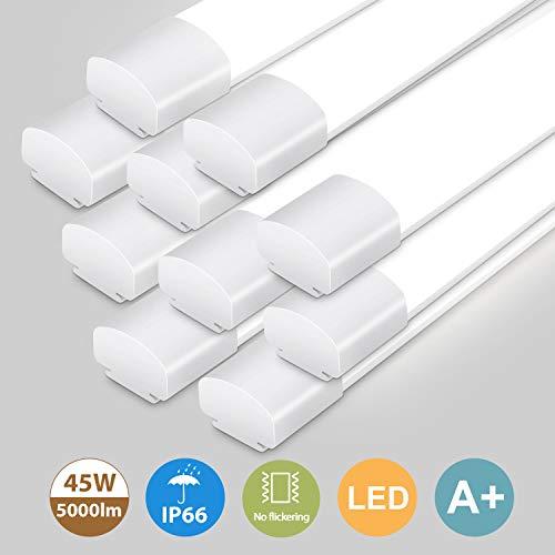 Lamp voor vochtige ruimtes LED plafondlamp 60CM-150CM