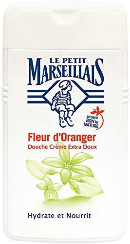 LE PETIT MARSEILLAIS : Duschgel Fleur d' oranger, Orangenblüte 250ml