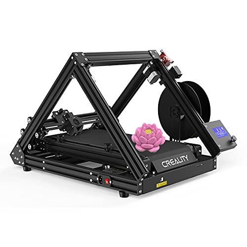 lyq CREALITY Cr-30 Impresora 3D ± 0.1mm Precisión De Impresión Adopta La Estructura De La Operación De Precisión Core-xy Tamaño De Impresión 200 × 170 × ∞mm