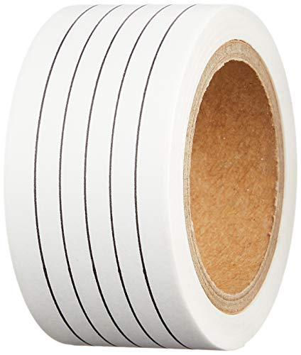 貼ってはがせる五線テープ! 五楽線(ごらくせん)超幅広タイプ【20mm幅×4m】