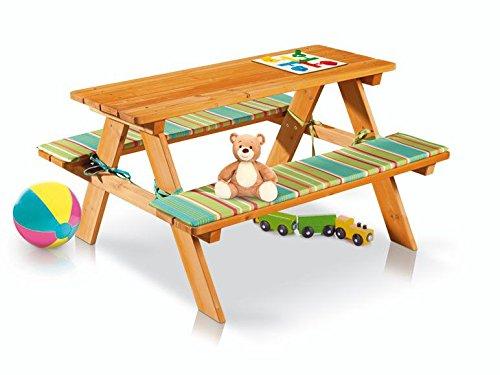 FLORABEST® Kinder-Sitzgarnitur umweltfreundlich lasiert auf Wasserbasis