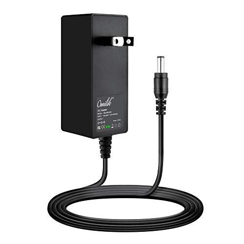 Omilik Ac Adapter Charger for Sole E25 E35 E55 E75 E95 Elliptical Power 2006-2010 pn: 000137 E060717 SOLRP0106 SOLRP0106A SOLRP0106B 1.5AMPS Sole E75 E95 SOLRP0055 SOLRP0055A 000138 Power Supply Cord