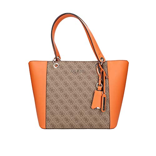 HWSK6691230 ORANGE Multi Guess GUESS HANDBAG MAIN Borsa Donna