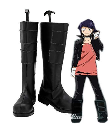 My Hero Academia Boku No Hero Akademia Cosplay Jiro Kyoka botas zapatos accesorio Halloween hecho a medida 48 tamaño femenino