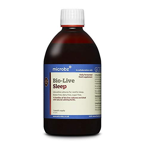 Microbz Bio-Live Sleep 475ml