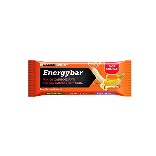 NamedSport EnergyBar box da 12x35 g. gusto BANANA