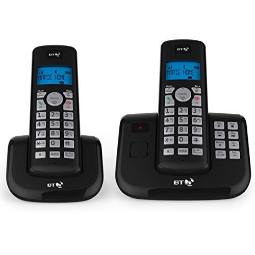 BT BT3560 TWIN Cordless Phone wi...