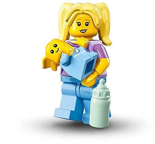 LEGO Minifiguren Serie 16 - Babysitter Minifigur