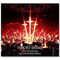 Live At Tokyo Dome - The One Limited Edition