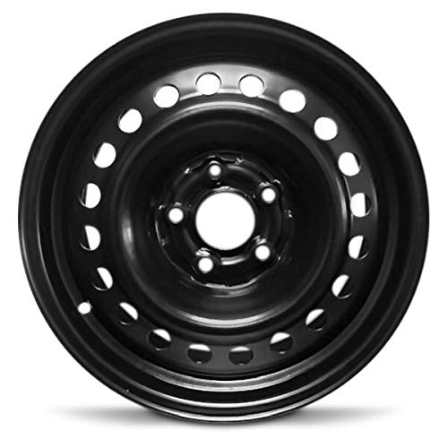 Road Ready Car Wheel for 2016-2020 Honda Civic 16 inch 5 Lug Steel Rim Fits R16 Tire - Exact OEM Replacement - Full-Size Spare