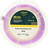 RIO Products Fly Line Coastal Quickshooter XP Wf9I, Clear/Purple