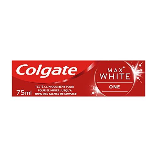 COLGATE - Dentifrice Blancheur Max White One - 1...