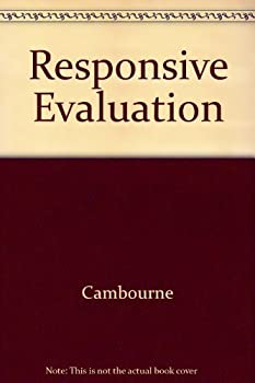 Paperback Responsive Evaluation: Making Valid Judgments About Student Literacy Book
