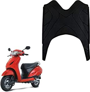 Scooty/Scooter Two Wheeler Floor/Foot Mat Compatible for Activa 3G, Activa 4G, Activa 5G, Activa 6G