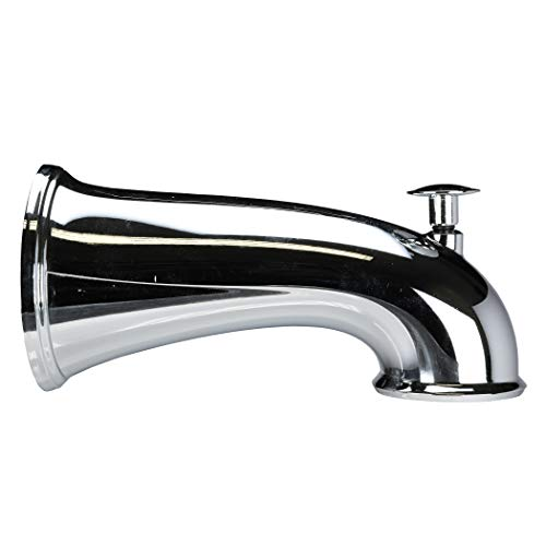 Danco Decorative Bathtub Faucet Spout With Pull Up Diverter 6 Inch Length Chrome Finish 10315 Buy Online In Antigua And Barbuda At Antigua Desertcart Com Productid 36469645