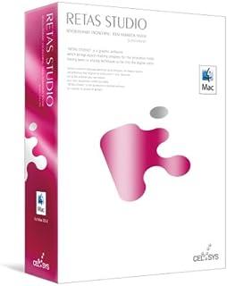 RETAS STUDIO Mac OS X