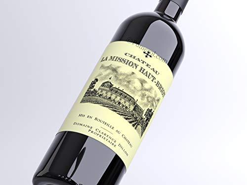 X12 Château Mission Haut-Brion 2015 75 cl AOC Pessac-Léognan Grand Cru Classé Vino Tinto