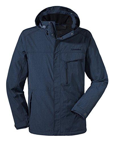 Schöffel Herren ZipIn Jacket Denver1 Jacke, Night Blue, 54