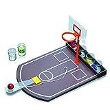 Monsterzeug Basketball Trinkspiel, Drinking Basketball, Drinking Game, Trink Spiel, Ball Saufspiel, 6 Schnapsgläser, mit Shotgläsern