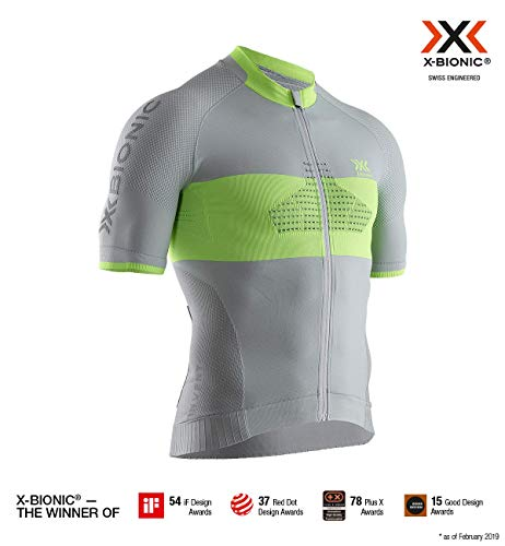 X-Bionic Invent Bike Race Zip Short Sleeve