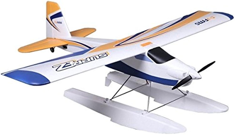 FMS Super EZ Trainer V3 Including Floats 1220mm RTF - Ideal for Beginners