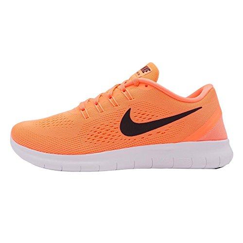 Nike 831509-802, Scarpe da Trail Running Donna, Arancione/Mango Brillante/Nero/Bianco (Naranja Bright Mango Black Sunset Glow White), 44 EU