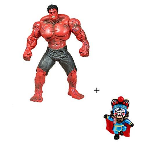 Rode Giant Doll, Oneindige Oorlog, Marvel Avengers, Stuur Chinees Speelgoed, Size, Rood