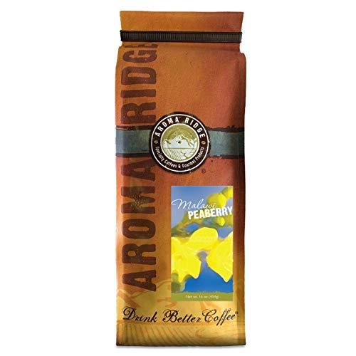 Aromaridge Freshly Roasted Coffee Beans (Malawi Peaberry)