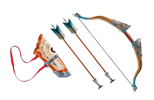 Disguise Link Breath of The Wild Deluxe Bow Set W/Quiver