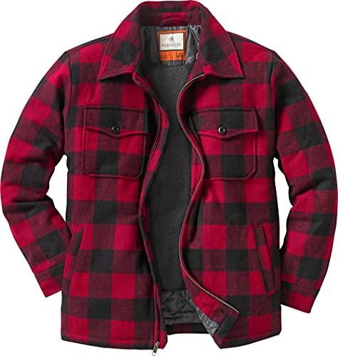 Legendary Whitetails The Outdoorsman Buffalo Jacket Plaid XX-Large