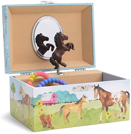 Top 10 Best horse jewelry box Reviews