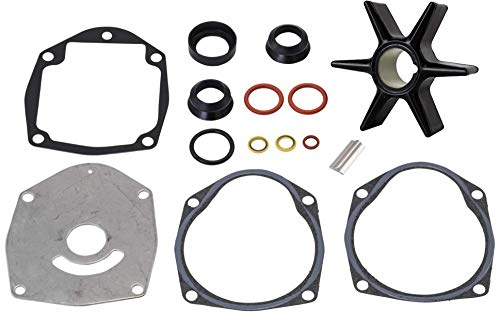 LucaSng Water Pump Repair Kit Fit Mercury and Mariner Outboards and MerCruiser Stern Drives Replaces 8M0100526