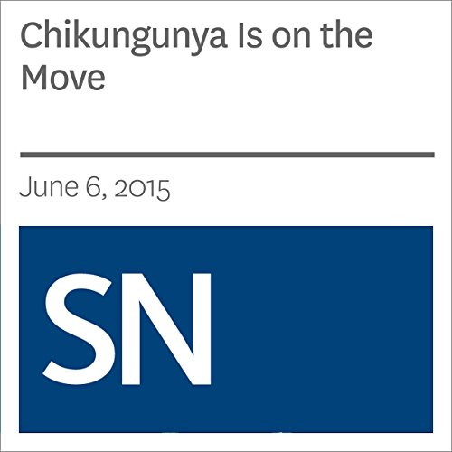 Chikungunya Is on the Move cover art
