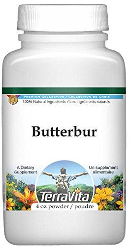 Butterbur Powder (4 oz, ZIN: 519513) - 3 Pack