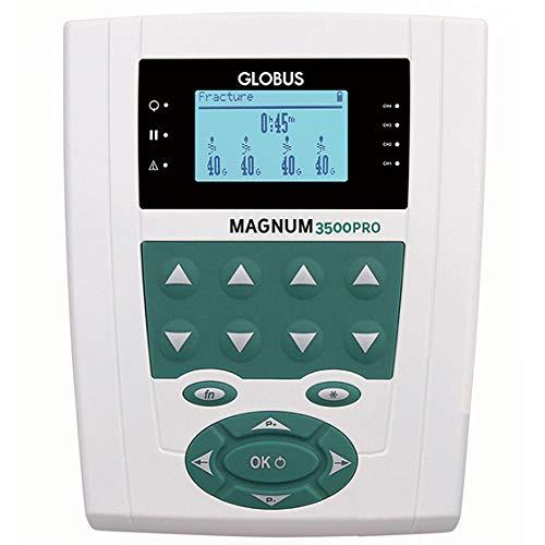 Magnum 3500 Pro 2 Soft 2 Flesssili, 1 globe magneettherapie 4 kanalen Professional