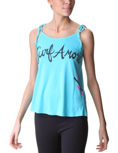 Roxy Top SURF Amore Sunny Side Turquoise
