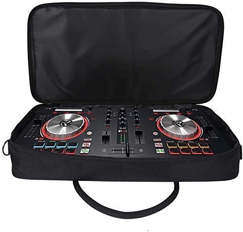 QEES Gigbag für Mikro-Controller, Micro-Tastatur-Gigbag, tragbare Mikro-Controller-Hülle, dicker Reise-Ersatz mit starken Griffen für DJ-Controller