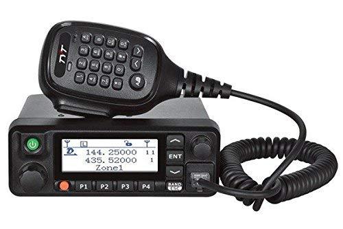 TYT md-9600DMR/analógica VHF/UHF 50/45W veicolare 290008