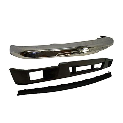 OE Replacement Chevrolet Colorado//GMC Canyon Front Bumper Deflector Partslink Number GM1092183